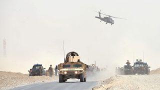 आत्मघाती हमलावर ने अफगानिस्तान में नाटो काफिले पर किया हमला