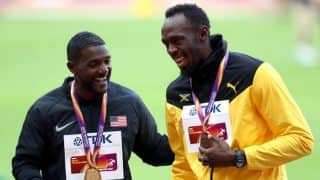 Usain Bolt: Justin Gatlin is One of The Best I Have Faced