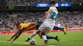 La Liga: Valencia Hold Defending Champs Real Madrid to 2-2 Tie