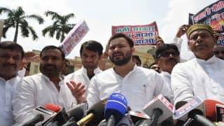 Will Nitish Kumar Ask PM Modi to Initiate Probe in Panama Papers Scandal, Asks Tejashwi Yadav