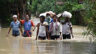 PM Narendra Modi Leaves For Bihar to Take Stock of Flood-Hit Areas; Death Toll Crosses 415