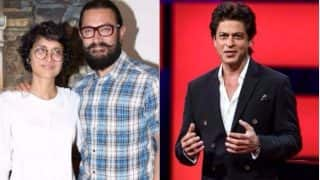 Aamir Khan and Wife Kiran Rao Down With Swine Flu, Shah Rukh Khan Comes To The Rescue