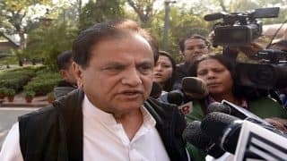 Congress's Ahmed Patel Claims NCP's Support in Rajya Sabha Election