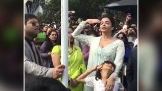 IFFM 2017: Aishwarya Rai Bachchan Becomes The First Woman To Hoist The Indian National Flag