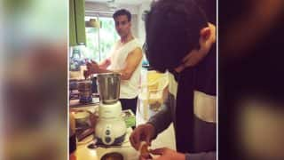 Akshay Kumar And Son Aarav Are The New Master Chefs On The Block -View Pic
