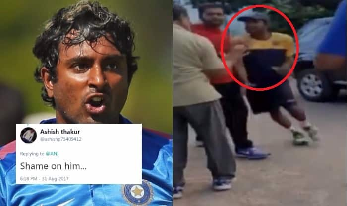 Cricketer Ambati Rayudu gets into ugly duel with senior citizen