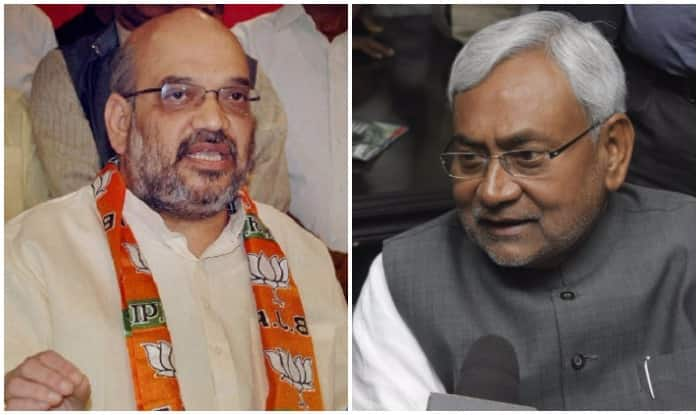 BJP President Amit Shah Offers Chief Minister Nitish Kumar To Join NDA