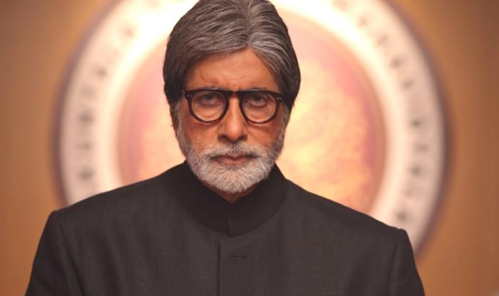 Amitabh Bachchan Blue Whale