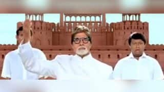 d6c21bd8f7 Independence Day 2017  Amitabh Bachchan s Version Of The National Anthem  Will Tug At Your Heart