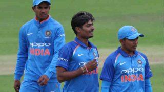 हिमांशु राणा, अनुकुल रॉय चमके, भारत अंडर-19 ने इंग्लैंड अंडर-19 को 8 विकेट से रौंदा