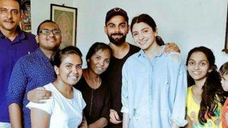 After NYC, Lovebirds Virat Kohli and Anushka Sharma Are Chilling In Sri Lanka - View Pic
