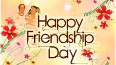 Friendship Day 2021 Special Idea: कोरोना काल में इन खास तरीकों से मनाएं दोस्तों संग फ्रेंडशिप डे
