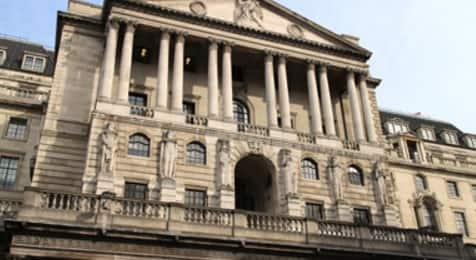 Bank Of England Holds Rates, Cuts Growth Outlook; Signals Hike