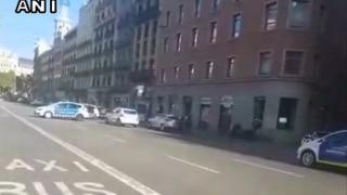 स्पेनिश पुलिस ने बार्सिलोना हमले के संदिग्ध भगोड़े को मार गिराया
