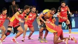 Bengaluru Bulls vs U Mumba, Dabang Delhi KC vs Telugu Titans, Live Streaming, Pro Kabaddi 2017: Watch Live telecast of   Bengaluru Bulls vs U Mumba vs Jaipur Pink Panthers, Dabang Delhi KC vs Telugu Titans on Hotstar