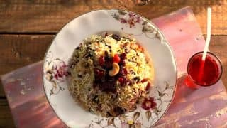 Parsi New Year Recipe: How to Make Berry Pulav for Navroz 2017