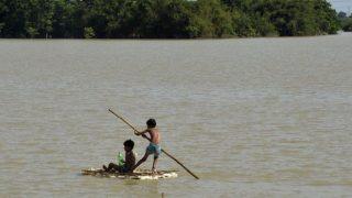 असम में बाढ़ की स्थिति भयावह, दो और जिला प्रभावित