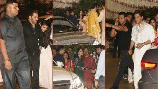 Ganeshotsav 2017: Salman Khan, Aishwarya Rai Bachchan, Shah Rukh Khan, Kajol Spotted Under One Roof (SEE PHOTOS)