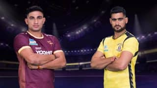 Pro Kabaddi League 2017 Live Streaming: UP Yoddha vs Telegu Titans, Where and How to Watch PKL 5 Matches