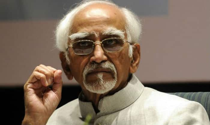 Hamid Ansari Playing 'Muslim Politics', BJP Leaders React to Outgoing VP's Statement