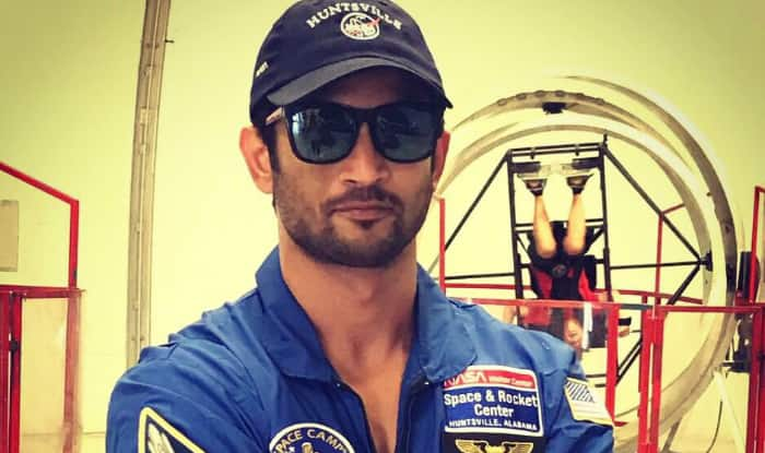 Sushant Singh Rajput Trains At NASA For 'Chandamama Door Ke'