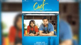 Chef Poster: Saif Ali Khan All Set To Showcase His Culinary Skills With His Reel Son
