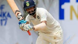 India vs Sri Lanka, 1st Test: Cheteshwar Pujara Shines With Gritty Knock in Kolkata