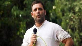 Stones, Black Flags by Modi Supporters Won't Deter us, Says Rahul Gandhi After Convoy Attack