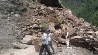 Uttarakhand: Heavy Rains Claim 9 Lives; Floods in Kotdwar Region, Landslide on Gangotri Highway