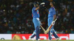 India vs Sri Lanka, 1st ODI: Shikhar Dhawan's 71-Ball 132 Buries Hosts