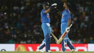India vs Sri Lanka, 1st ODI: Shikhar Dhawan's 90-Ball 132 Buries Hosts