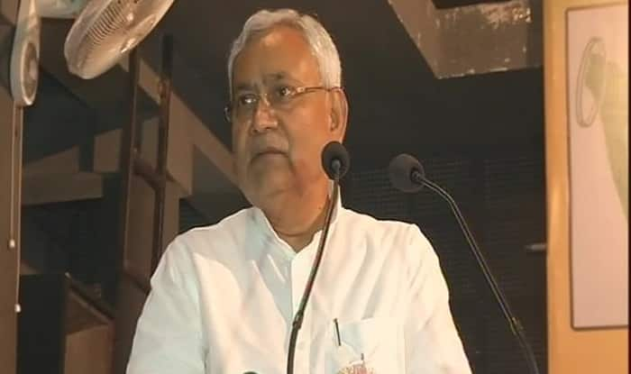 Bihar Chief Minister Nitish Kumar [File Image]