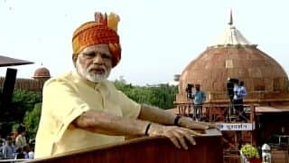 Watch: PM Narendra Modi's Independence Day 2017 Speech From Red Fort