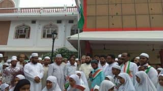Uttar Pradesh: Madrasas Celebrate Independence Day by Unfurling Tricolor