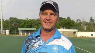 Had Selection Differences With Roelant Oltmans: David John