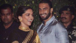 Ranveer Singh Can't Stop Singing Praises About Ladylove Deepika Padukone