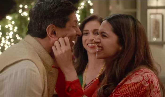 Image result for deepika with father, india.com