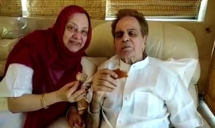 Thespian Dilip Kumar hospitalised