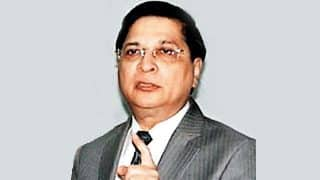 Former Congress Law Ministers Oppose Motion to Remove CJI Dipak Misra