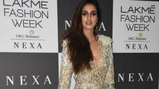 Disha Patani's Ramp Walk At The Lakme Fashion Week 2017 Could Have Turned Into A Nightmare