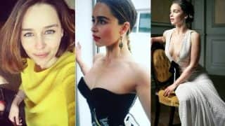6 Times Game of Thrones Star Emilia Clarke Aka Daenerys Targaryen Proved that She is a Fashion Icon