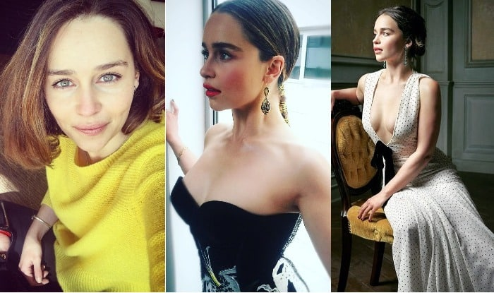 Emilia Clarke Acknowledges Jon-Daenerys-Jorah Game of Thrones Love Triangle