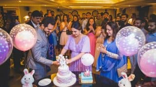 Esha Deol's Sister Ahana Hosts A Surprise Baby Shower For Her And The Pictures Are Every Bit Dreamy