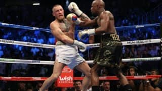 Floyd Mayweather Beats Conor McGregor, Improves His Record to 50-0