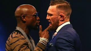 Floyd Mayweather, Conor McGregor Trade Verbal Jabs Ahead of Big Clash