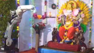 Ganesh Aarti Video Featuring Robotic Hand is Most Beautiful Sight This Ganesh Utsav 2017
