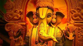 Ganesh Chaturthi 2018: Devotees Celebrate Angaraki Chaturthi, Know the Shubh Muhurat, Puja Vidhi, Tithi And Timings