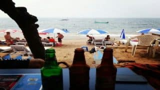 Drinking on Goa Beaches Could Land You in Jail