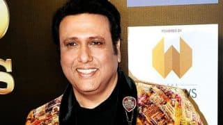 Govinda Turns Into Mr Perfectionist On The Sets Of Dance Plus 3