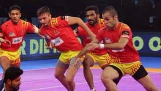 U Mumba vs Gujarat Fortunegiants PKL 5: Gujarat Beat Mumbai 45-23
